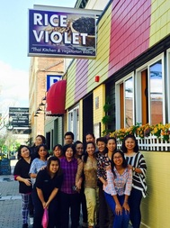 Picture of Rice Violet Thai Restaurant